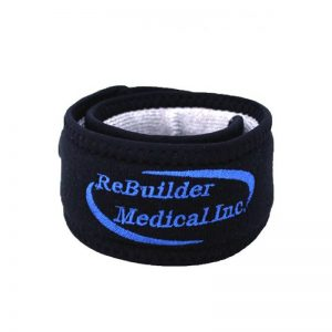 annular electrode for ankle, wrist or elbow