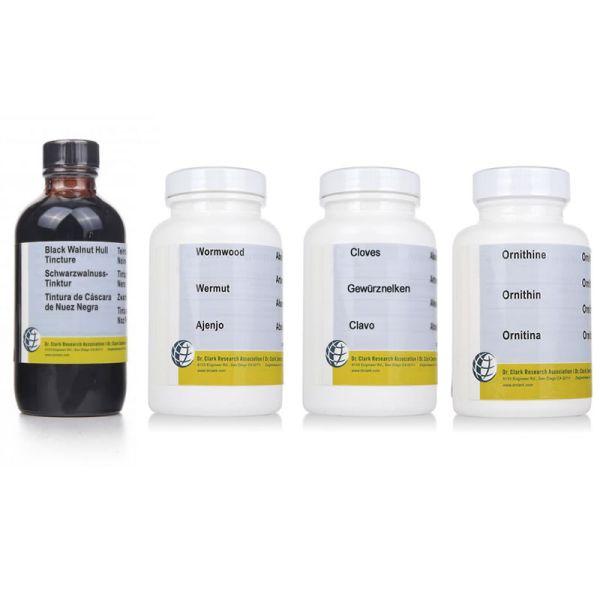 tratamiento antiparasitario herbal completo