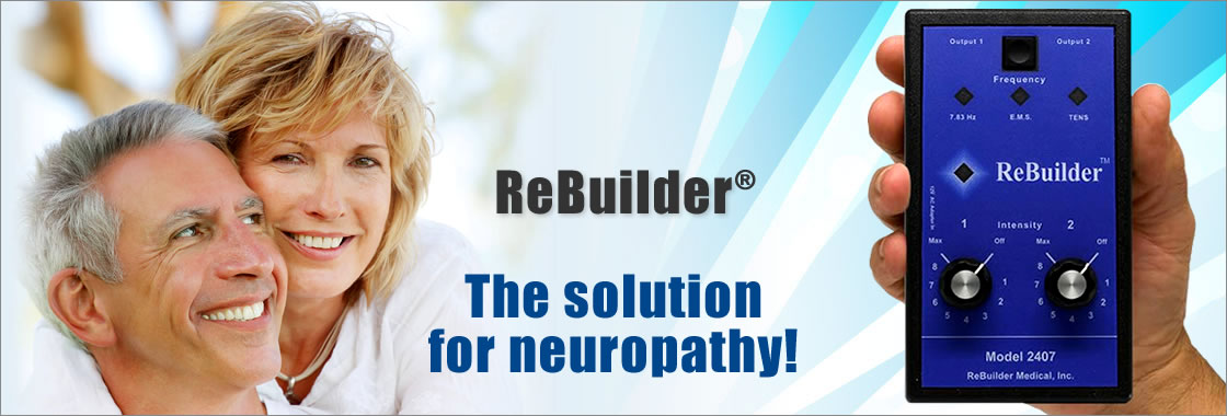 the solution for neuropathy is rebuilder