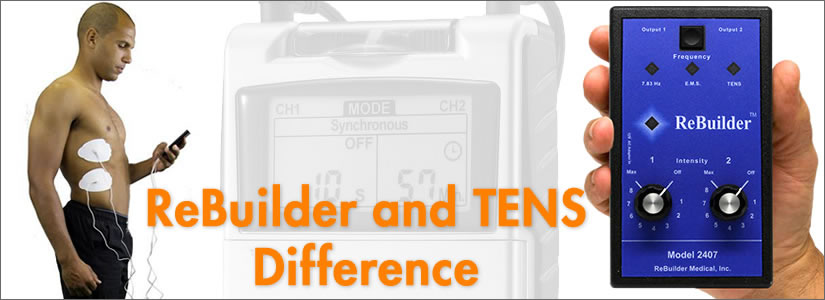 differences between rebuilder and tens