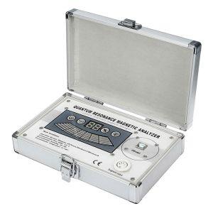 analizador cuantico por resonancia magnetica