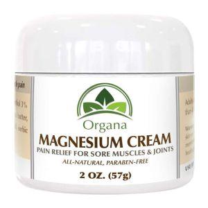 crema de magnesio organa