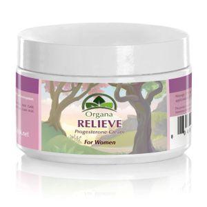 relieve progesterone cream