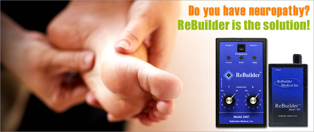rebuilder for neuropathy