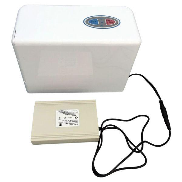 generador de oxigeno portatil de 3 baterias