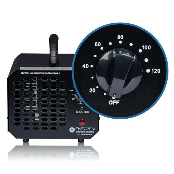 temporizador del generador de ozono