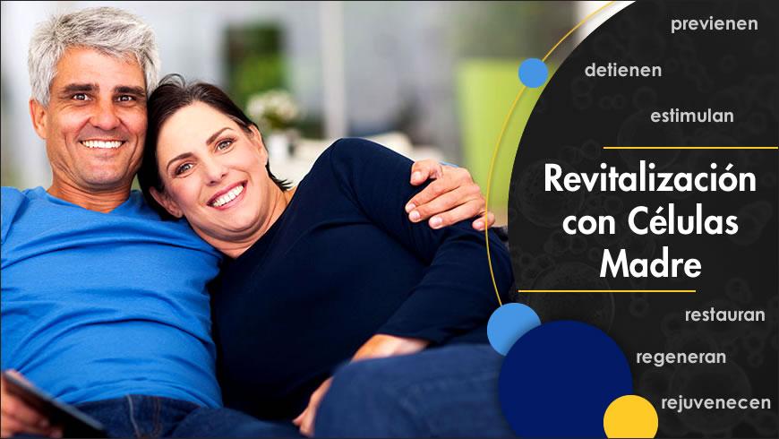 revitalización con células madre