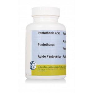 acido pantotenico dr clark