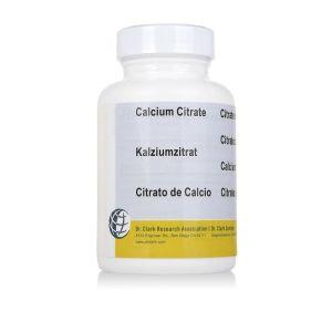 calcium citrate dr clark