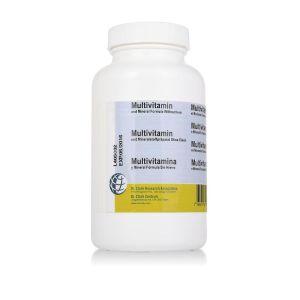 multivitamina y mineral dr clark