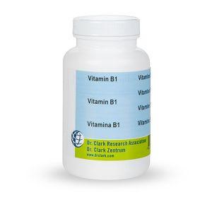 vitamina B1 dr clark