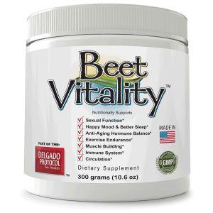 beet vitality