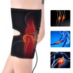 Infrared knee brace for pain relief