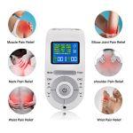 Electroestimulador tens & ems para alivio del dolor