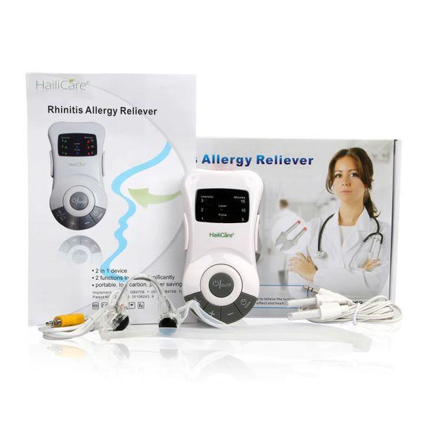 paquete del laser para alivio de alergias