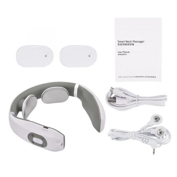 infrared massager pack content