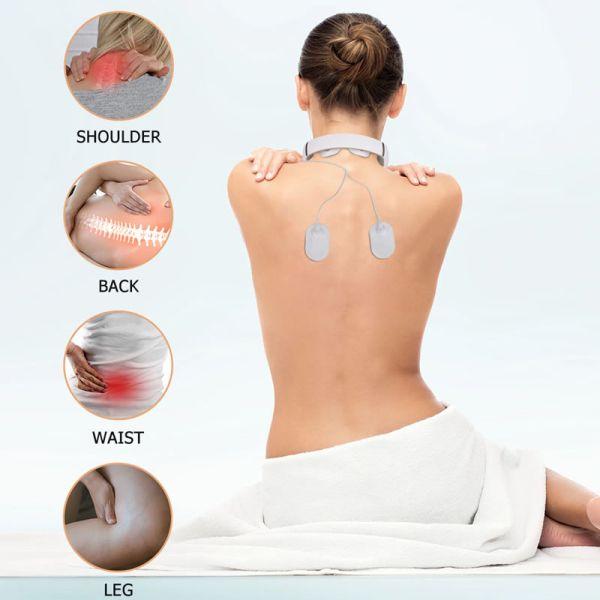 Usos del masajeador cervical infrarrojo