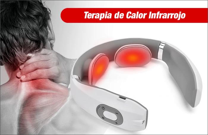 terapia de calor infrarrojo