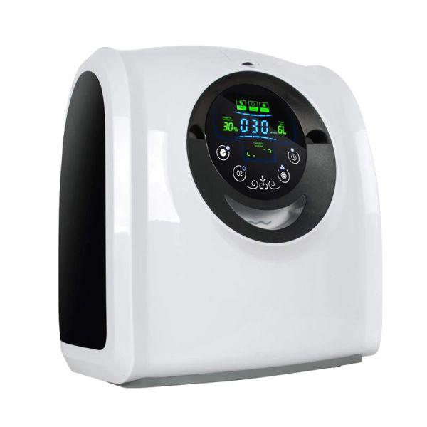 concentrador de oxigeno ajustable