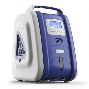 concentrador de oxigeno de alto flujo