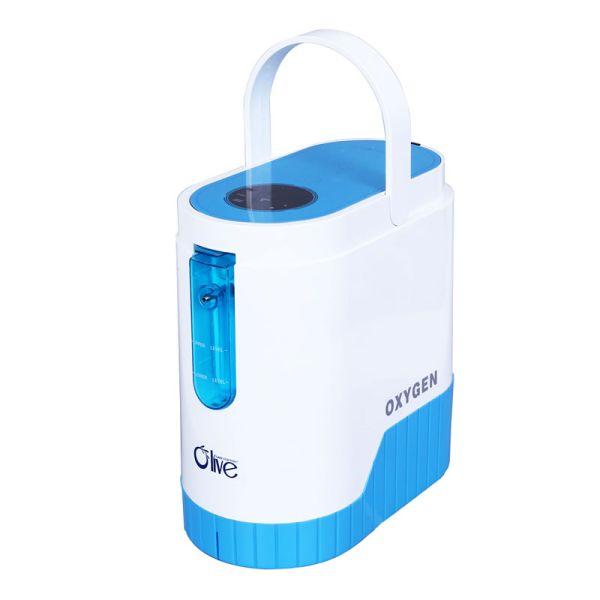 generador de oxigeno domestico y portatil