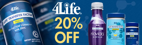 discounts on 4life products