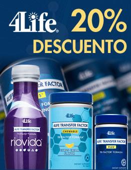 productos 4life con descuento