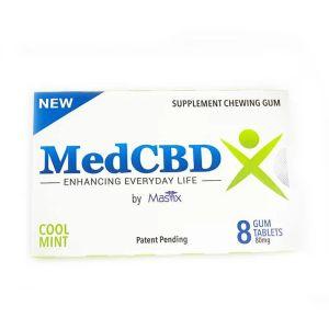 goma de mascar medcbdx